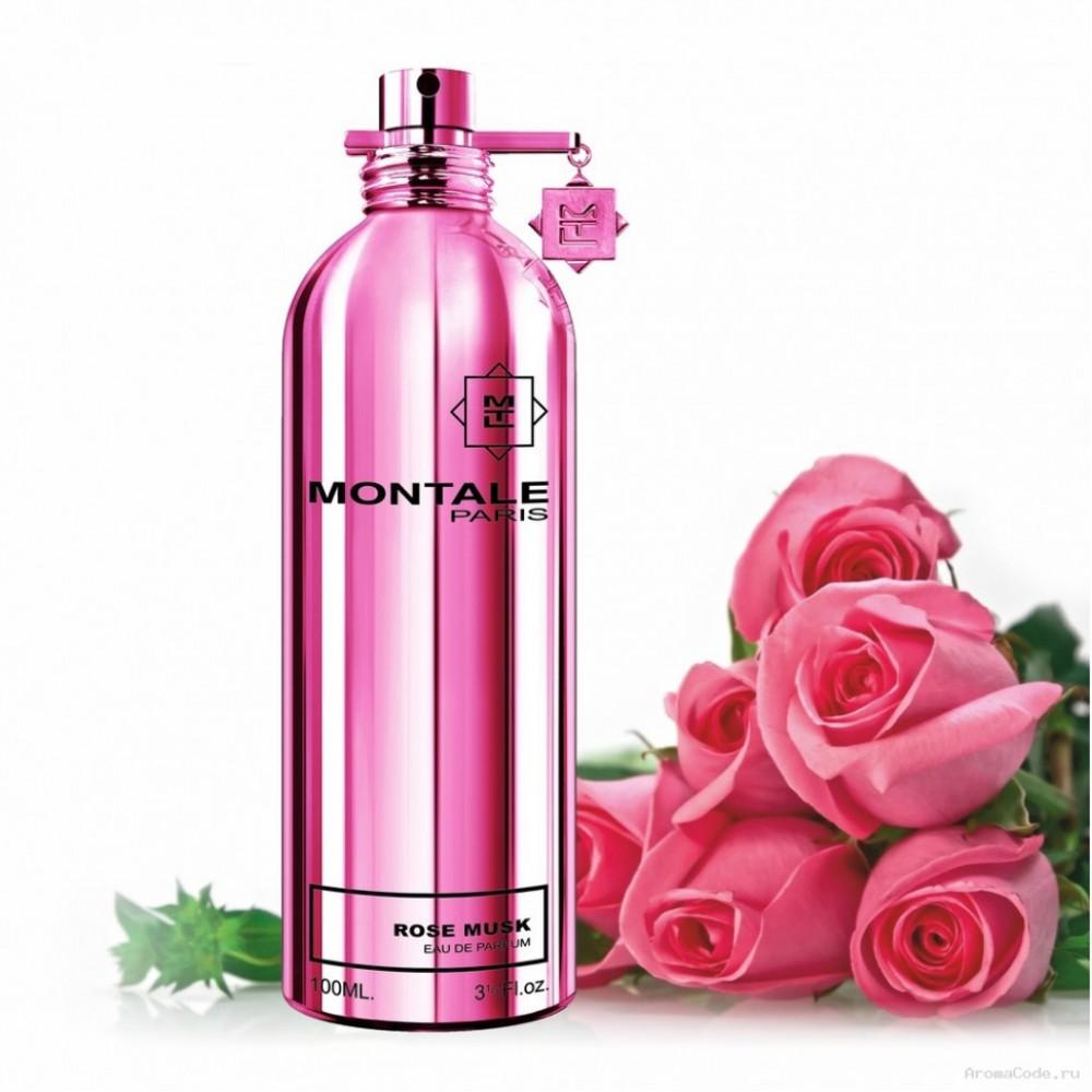 парфюм монталь роза